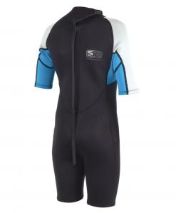 Boys Back Zip Free-Flex Spring Suit