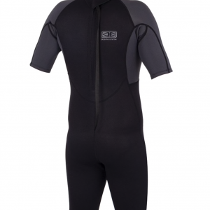 Mens Back Zip Free Flex Springsuit