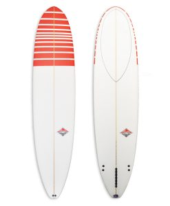 red stripe 8' 2+1
