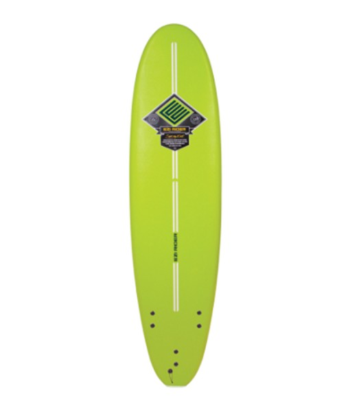Green Ezi Rider Softboard