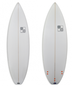 Nic-Off 1 Performance Shortboard White Foam Spray
