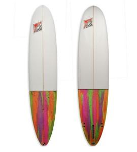 Performer Longboard 8789 | Classic Malibu