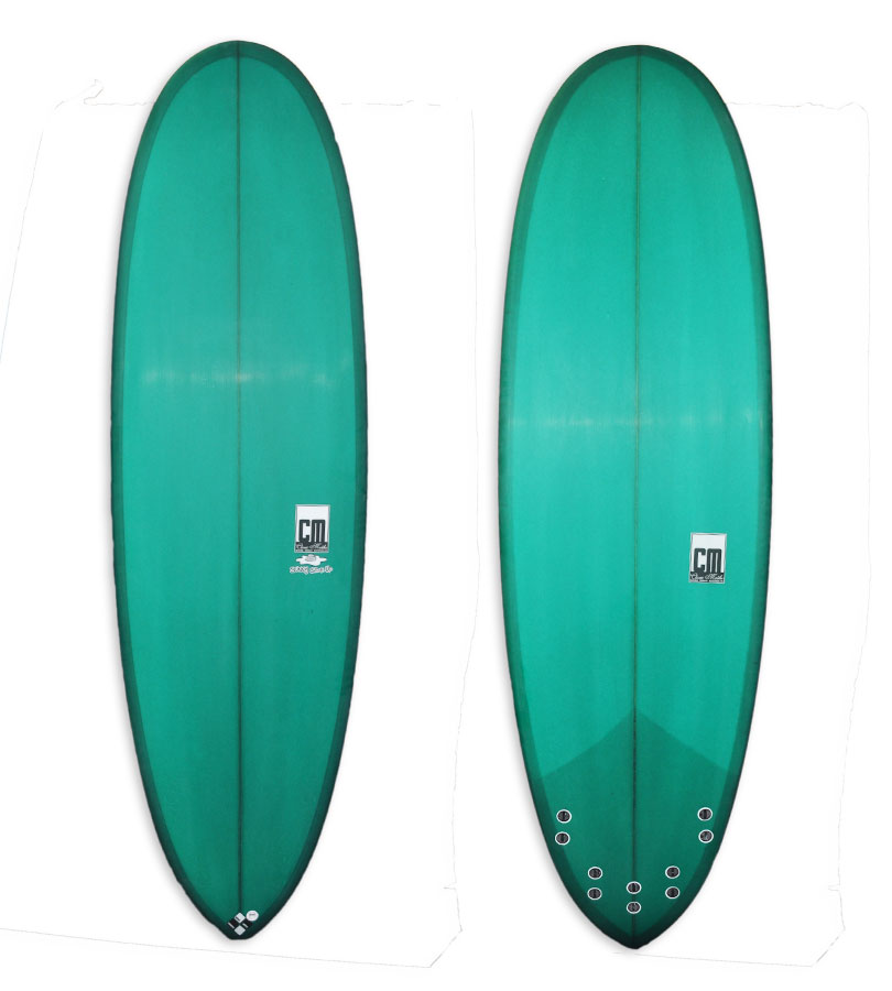 Egg Surfboard