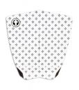 TLS Deckgrip White with Black diamonds
