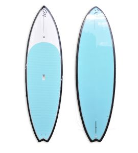 "9'3"" Carbon Rail SUP"