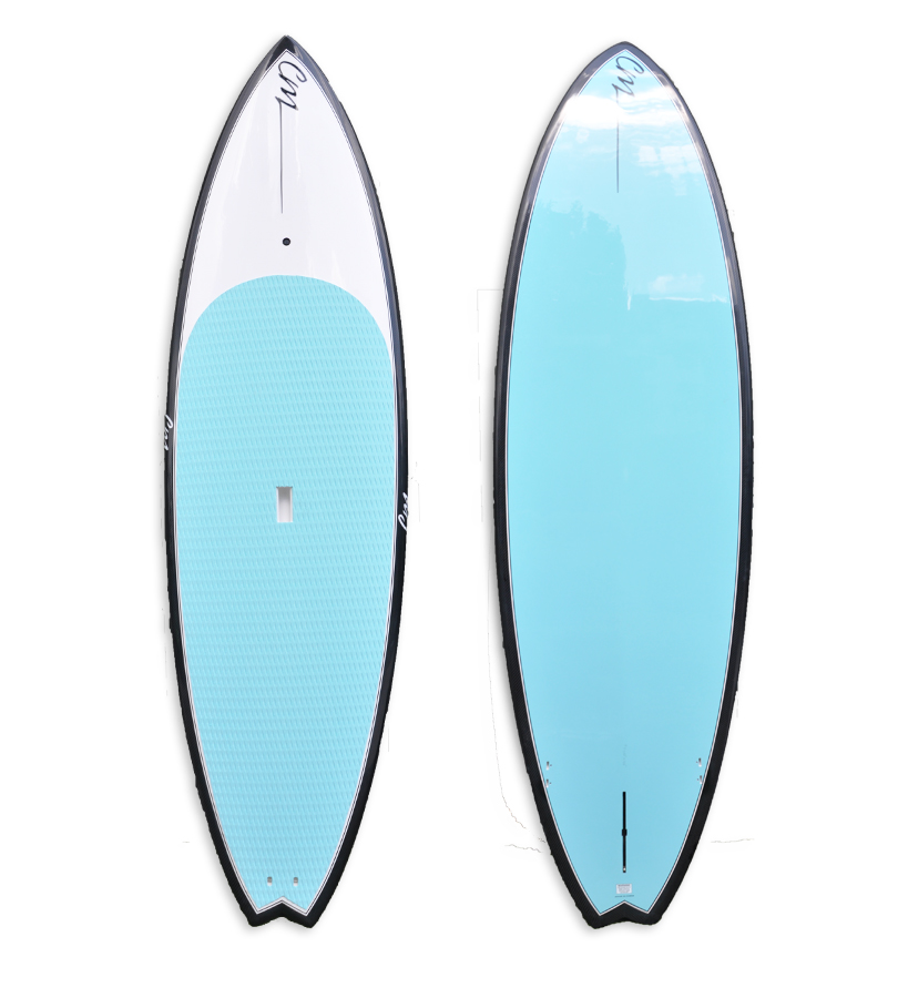 9'3″ Carbon Rail SUP