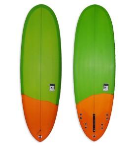 Green & Orange Sunnys SIde Up CM97