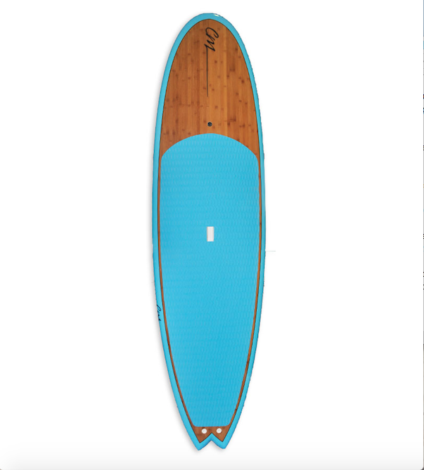 Bamboo Clothing Noosa: Stand Up Paddle Boards Made In Noosa