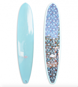 Ladies Single Fin Model