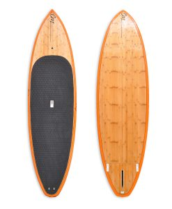 10' Bamboo SUP Orange