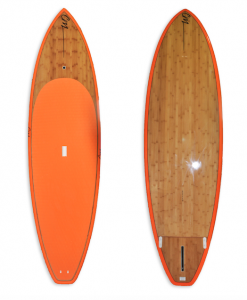 Bamboo 10' SUP Orange