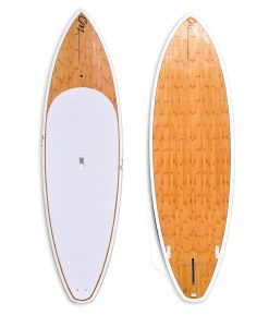 9'6ft SUP CM Bamboo White