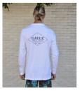 White Longsleeve Back