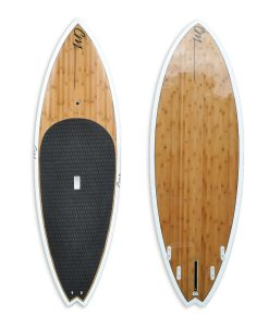 8ft SUP Bamboo white