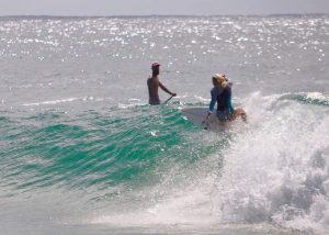 Kirra Molnar Classic Malibu Team Rider Shortboarding