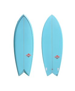 Fish Shortboard Twin Fin