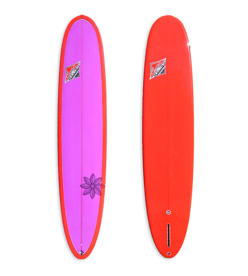 Honolua Log Longboard Surfboard