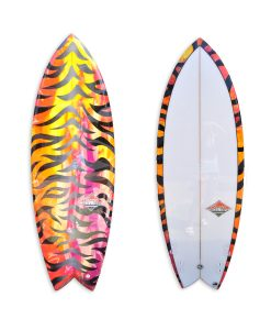 Tiger Fish Surfboard