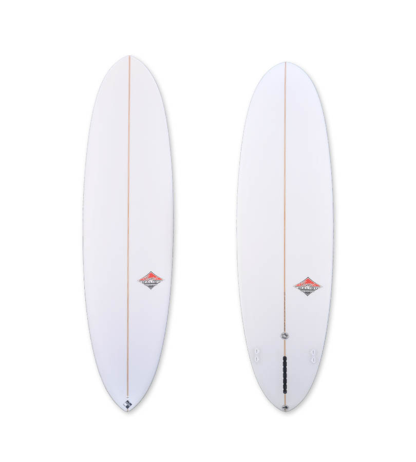 Camel Mid-length Egg SurfboardCM629