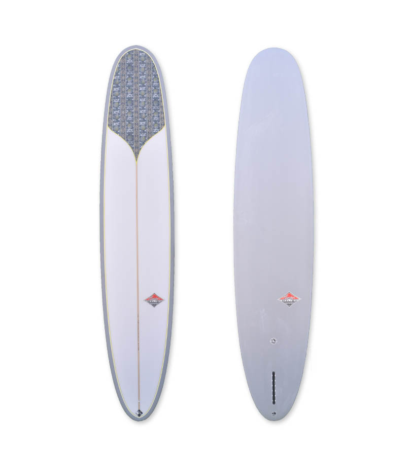 Single Fin Log Style Longboard CM577