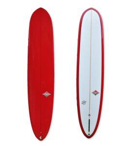 Noosa log longboard