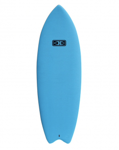 "Puffer 5'4"" Ocean & Earth Softboard"