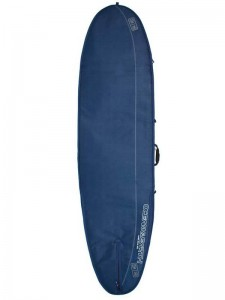 Ocean & Earth Longboard Aircon HW Cover with handle and shoulder strap 5mm paddinng