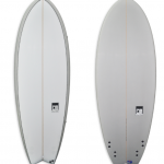 Grey Fish quad fun board | Classic Malibu