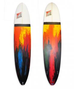 Performer Longboard #8738 | Classic Malibu