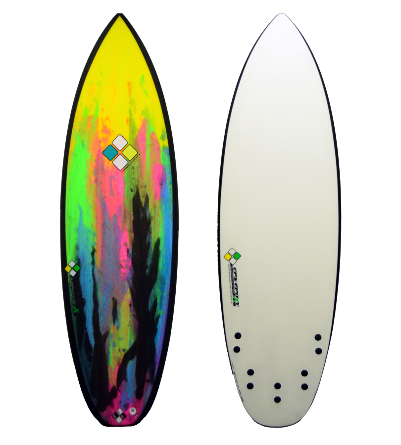Epoxy Shortboard