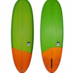 Green & Orange Sunnys SIde Up CM97
