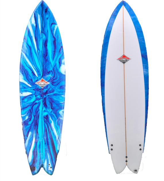 Fish Blue Cm148