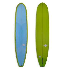 Noosa Log Blue & Green