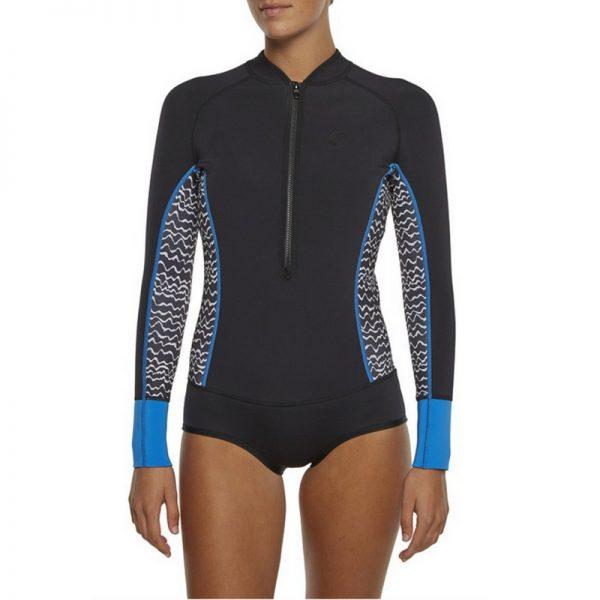 O&E Hi Cut Longsleeve Wetsuit & Category Image