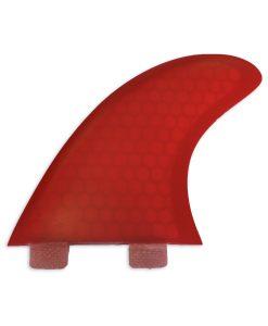 Small YU Fins Thruster Red