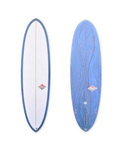 Camel Mid-Length Model Surfboard
