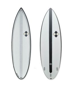 Epoxy High Performance Shortboard with Carbon & Soric