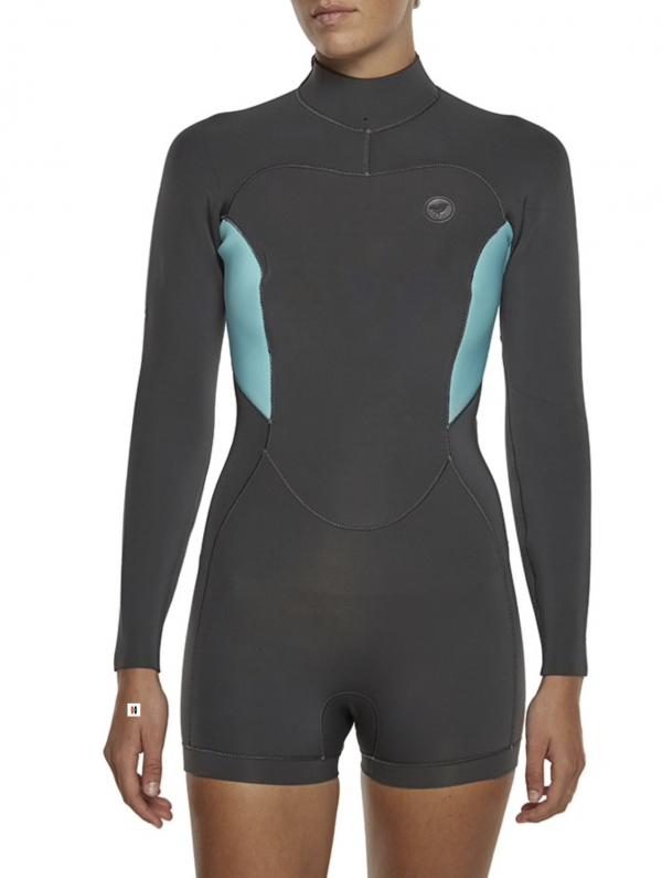 Ladies Boyleg LS Wetsuit Wetsuit O&E 2/2mm GMS