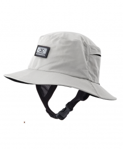 Mens Bingin Soft Peak Surf Hat - Grey