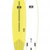 Classic Malibu - 8ft Ezi Rider Softboard Lime