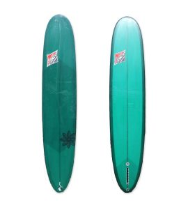 Classic Malibu - Honolua Log Green CON380
