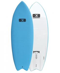 Classic Malibu - Puffer 5'4