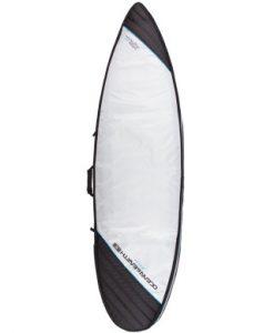 Classic Malibu - Aircon Shortboard Bag Silver