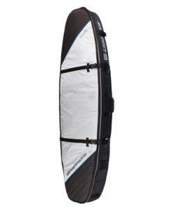 Classic Malibu - Double Coffin Shortboard: Fish - SCSB05