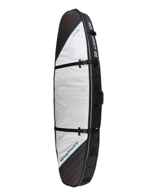 Classic Malibu - Double Coffin Shortboard: Fish - SCSB05