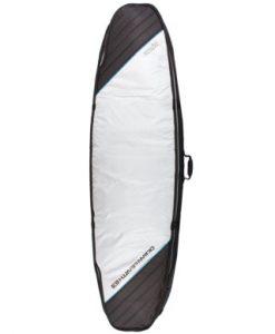 Classic Malibu - Double Compact Shortboard Cover Sliver