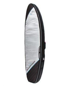 Classic Malibu - Double Compat Fish Cover Silver