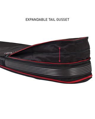 Classic Malibu - Expandable Tail Gusset