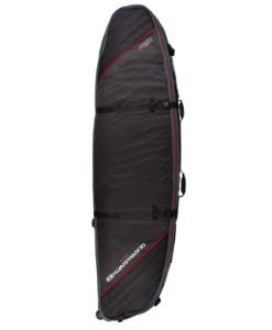 Classic Malibu - Quad Wheel Shortboard : Fish SCSB15 Flat
