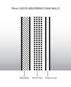Classic Malibu - Shock absorbing Foam Walls